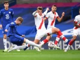 Premier League: Havertz eins, Werner zwei - Gegentore drei