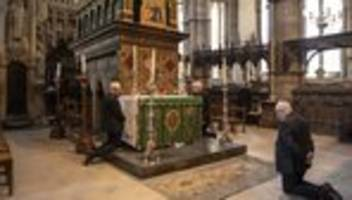 Binnenmarktgesetz: Britische Erzbischöfe werfen Regierung Rechtsbruch beim Brexit vor