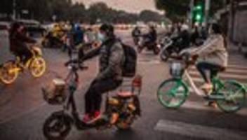 Chinas Wirtschaft: China holt Corona-Einbruch bei der Wirtschaft wieder auf