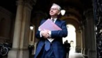 Michael Gove zu Brexit: London rechnet nicht mehr mit Brexit-Handelspakt