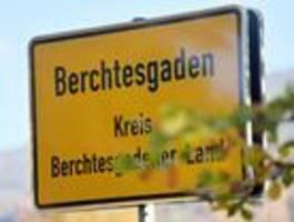 Bayern verhängt Lockdown für Berchtesgadener Land