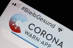 Risiko-Begegnungen: Corona-Warn-App startet länderübergreifende Ermittlung
