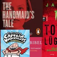 challenged books: diese 12 bücher sollen in den usa verboten werden