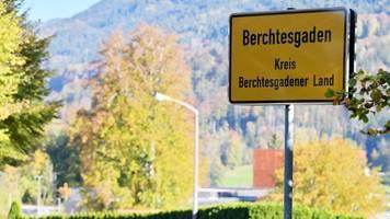 corona-news: strenge ausgangsbeschränkungen im berchtesgadener land