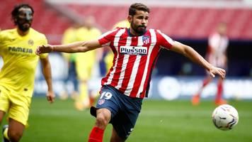 Champions League: Schlag für Atlético – Diego Costa fällt gegen FC Bayern aus