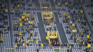 Nur 300 Fans bei Derby zwischen Dortmund und Schalke erlaubt
