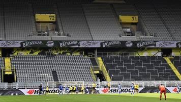 Steigende Corona-Infektionen: Nur 300 Fans bei Revierderby in Dortmund erlaubt