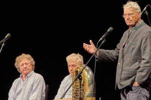 40 Jahre auf der Bühne: Gerhard Polt spielt in Gersthofen im Dreierpack