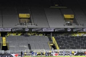 Nur 300 Fans bei Revierderby in Dortmund erlaubt