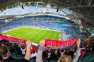 rb leipzig reduziert zuschauerzahl für champions league