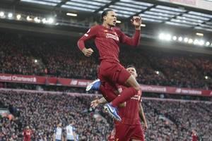 Sorgen für Klopp: Liverpool und das Rätsel um van Dijks Verletzung