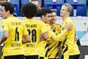 Champions League, 1. Spieltag - BVB reist ohne Akanji nach Rom - Lazio-Stürmer Immobile trifft auf seinen Ex-Klub