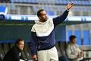 daniel thioune - hsv-coach mit fußball-spruch des jahres ausgezeichnet