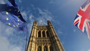 britische firmen sollen sich für no-deal-brexit wappnen