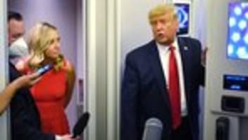 US-Wirtschaft : Trump will mehr für Corona-Hilfen ausgeben als die Demokraten