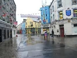 erstes eu-land zieht reißleine: ganz irland kehrt in den lockdown zurück