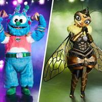 ProSieben-Show: Alien, Biene, Nilpferd: Das sind die Kostüme der neuen Staffel The Masked Singer