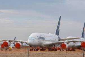 Corona-Krise: Lufthansa fliegt auch im Sommer Milliardenverlust ein