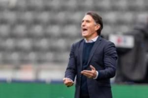 Fußball: Hertha: Größere Sorgen zum Auftakt der Leipzig-Vorbereitung