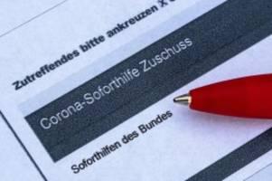 Umfrage: Berliner Wirtschaft sieht Mängel bei Corona-Hilfen