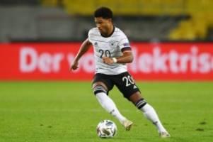 Bayern München: Nationalspieler Serge Gnabry positiv auf Corona getestet
