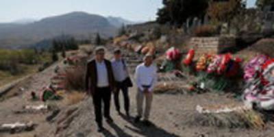 AfD-Delegation reist nach Bergkarabach: Nationalisten treffen Nationalisten
