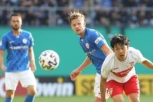 fußball: hansa rostock optimistisch, ziel: zweiter auswärtssieg