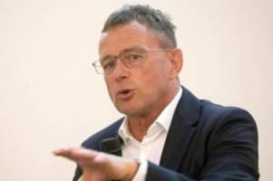 Früherer Leipzig-Trainer: Rangnick sagt AS Rom ab: Verhandle nicht mit ihnen