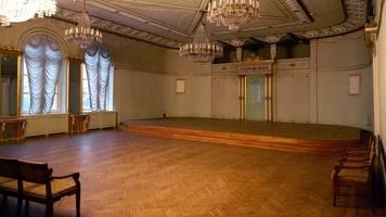 Kulturraum: Wagnersaal in Riga auf Wagner-Gesellschaft übertragen