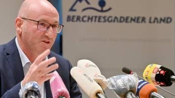 berchtesgadener land: zahlen im krankenhaus steigen