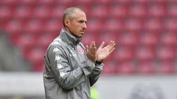 Bundesliga: Mainzer Trainer Lichte setzt sich nicht unter Erfolgsdruck