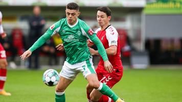 Bundesliga: Werder-Sportchef nimmt Stürmer Rashica in Schutz