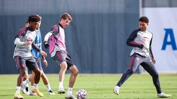 Champions League - Corona-Schreck vor Königsklasse: Gnabry fehlt den Bayern