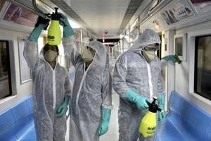 coronavirus weltweit:iran: corona-totenzahlen mehr als doppelt so hoch wie angegeben