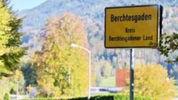 corona-hotspot: urlauber müssen berchtesgadener land verlassen