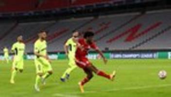 Champions League: Bayern besiegt Atletico, Gladbach spielt Unentschieden gegen Inter