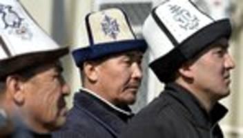 massenproteste in bischkek: kirgistan wiederholt parlamentswahl im dezember