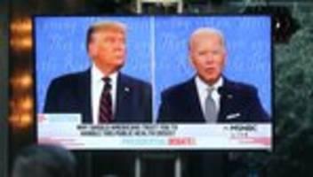 Trump vs. Biden: Wie leistungsfähig ist das Gehirn im Alter?