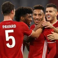 Champions League: Bayern überragen gegen Atletico Madrid, Gladbach gibt Sieg gegen Inter Mailand aus der Hand