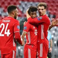 Champions League: Nach Gnabry-Schreck: Perfekter Bayern-Start gegen Atlético
