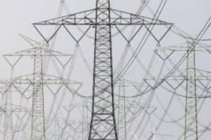 energie: stromautobahn mittelachse nimmt betrieb auf