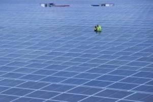 Energie: Energieversorger und Kirche bauen Solarpark für 45 Millionen