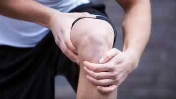Bakerzyste: Was hinter der Schwellung im Knie steckt