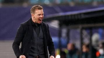 Champions League - Zäh statt schön: Nagelsmann froh über Drecksack-Mentalität