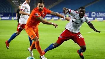 Aue kassiert klare Niederlage: 0:3 beim HSV
