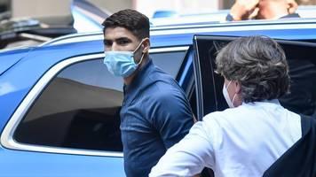 Champions League - Positiv auf Corona: Inters Hakimi fehlt gegen Gladbach