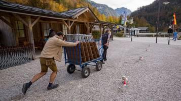 lockdown in berchtesgaden: georg hackl über leben im corona-risikogebiet