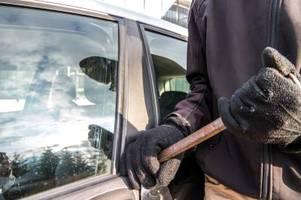autoknacker haben es in augsburg systematisch auf handwerker abgesehen
