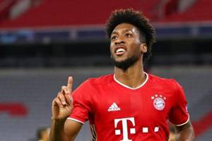 Kingsley Coman und Co. demontieren Atlético Madrid in der Champions League