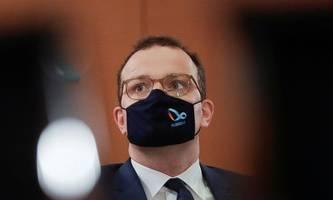 deutscher gesundheitsminister spahn positiv auf coronavirus getestet